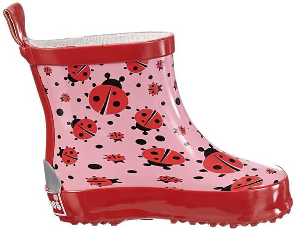 Παιδικες Γαλοτσες Playshoes Πασχαλιτσα Ροζ κοκκινο (eu 24) - Κοριτσι ... 0bfdfd96562