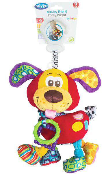 06b97fbbca4 kremasto paixnidi playgro gia karotsi activity friend pooky puppy 0m photo