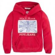 hoodie pepe jeans scott kokkino photo