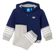 set formas adidas originals hoodie set mple gkri photo