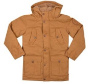 mpoyfan makry levis manteau sherpar nk44007 copper brown 176ek 15 16 eton photo