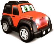 tilekateythynomeno aytokinito bburago junior jeep wrangler my first rc 16 92002 photo