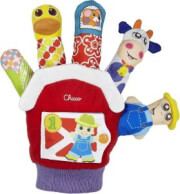 ganti daxtylo marionetes chicco farmyard finger puppet photo