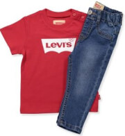 set t shirt jeans levi s nl36004 099 mple kokkino gift box photo