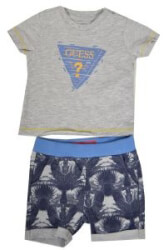 set t shirt panteloni guess kids i82g10 i3z00 m90 gkri mple photo