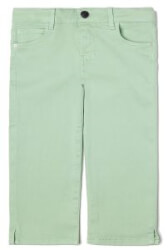 jean capri guess kids pants parfumed j82b08 prasino 146ek 10 eton photo