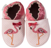 pantoflakia robeez pink flamingo 607890 10 roz eu 28 29 photo