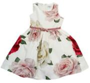 forema monnalisa abito bocci e rose 111908 1606 floral 98ek 36 minon photo