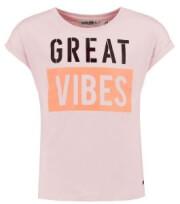 t shirt garcia jeans q82429 00p3 blush pink roz 140ek 10eton photo