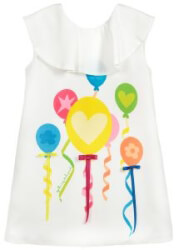 forema agatha ruiz de la prada streamers ballons dress iboyar photo