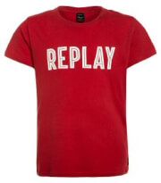 t shirt replay sb730809020994 507 kokkino 116ek 6eton photo