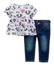 set t shirt jean true religion lips and stars tr246st32 gkri melanze mple 92ek 1 2 eton photo