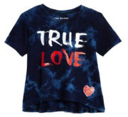 t shirt true religion true love drape tr617sk06 mple 104ek 3 4 eton photo