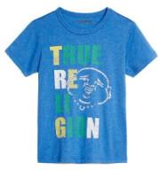 t shirt true religion buddha pop tr717te03 mple melanze 104ek 3 4 eton photo