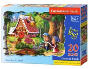 pazl castorland hansel and gretel 20tmx photo