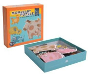 pazl mideer my first puzzle mom baby 18 tmx md3012 photo