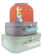 set balitses petit jour peter rabbit 16 20 25cm 3tmx photo