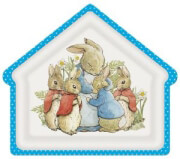 piato petit jour peter rabbit 26x22cm photo