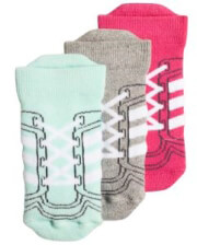 kaltses adidas performance ankle socks 3p siel gkri roz photo