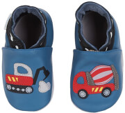 pantoflakia robeez handy boy denim mple photo