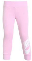 panteloni formas nike nsw futura fleece jogger roz melanze 98 104 ek 3 4 xronon photo