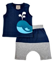 set keen organic wwf baby set whale 6 9 minon photo