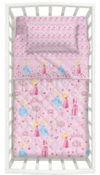 koyberli palamaiki disney baby collection petit princess 1tmx roz 120x150cm photo