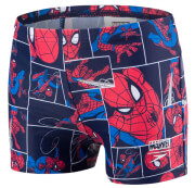 magio speedo spiderman disney allover aquashort navy red 80 86ek 1etoys photo