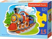 pazl castorland steam train 15tmx photo