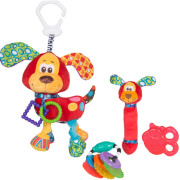set playgro puppy teether pack 0m  photo