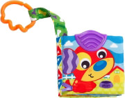 biblio odontofyas playgro a day at the farm teether book 3m  photo