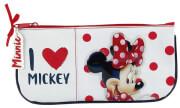 tsantaki kasetina safta disney minnie mouse 23x11cm photo