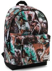 sakidio platis gymnasioy karactermania justice league gray hs backpack comics 44x30x20cm photo