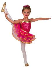 pink prima ballerina clown republic 1040 photo