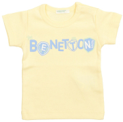 t shirt benetton ca baby boy kitrino photo