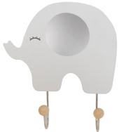 xylini kremastra elefantaki me dyo gatzakia jabadabado photo
