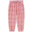 panteloni pepe jeans fancy print multi roz photo