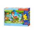 pazl castorland a deer and friends 30tmx photo
