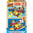 pazl xylino educa mickey roadster 2x16tmx 17234 photo