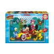 pazl educa mickey roadster 100tmx 17240 photo
