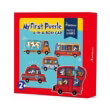 pazl mideer my first puzzle traffic 18 tmx md0077 photo