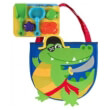 tsanta thalassis me paixnidia stephen joseph beach tote alligator pirate photo