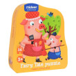 pazl mideer three little pigs puzzle 36tmx md3060 photo