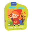 pazl mideer red riding hood puzzle 36tmx md3061 photo