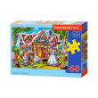pazl castorland hansel and gretel 60tmx photo