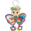 kremasto paixnidi playgro gia karotsi activity friend blossom butterfly 0m  photo