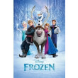 poster frozen 61 x 915 cm photo