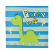 prosklitiria party photo frames agori 115x115cm 6tmx deinosayros photo