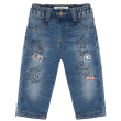 panteloni benetton casual jeans mple photo