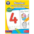 orchard toys number colouring book photo